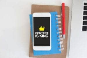 Chicago SEO Company Content Is King Article
