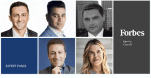 Chicago SEO Expert Andrew Oziemblo on Forbes Panel